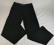 LULULEMON Casual Dress Black Stretch Pants Athleisure Golf Work Men's 32x33