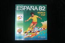 Panini WM WC Espana 82  komplett mit allen Stickern No Results