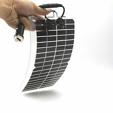 Solar zelle 5W  Solarmodul flexibel  12V  tansparent f mp3 akku12v powerbank
