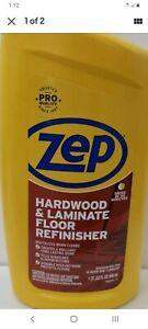 Zap Hardwood And Laminate Floor Refinisher 32oz