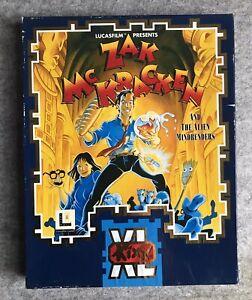 Zak McKracken : Lucasfilm : Commodore Amiga System : Kixx Software : VGC