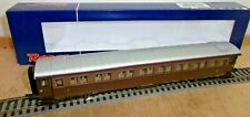Roco H0 45552 Passenger Car Carrozza 1 2. Class Castaño/Isabella New IN Boxed