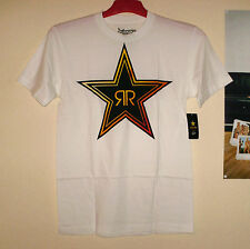 Fox Racing t-shirt Rockstar Energy Cross nuevo SX-F enduro MTB freestyle skater XL