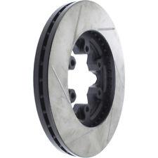 Disc Brake Rotor-Sport Slotted Brake Disc Front Left Stoptech 126.66056SL