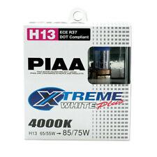 PIAA H13 9008 XTREME WHITE PLUS TWIN PACK HALOGEN BULBS 19618