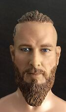 Custom Ares Toys 1/6 Head sculpt Viking Travis Fimmel fit Muscle body hot toys