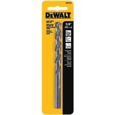 """Dwalt 3/8"""" Black Oxide General Purpose Drill Bit DW1124"""