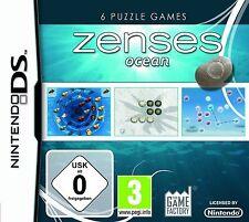 NDS DSI Lite XL Spiel Zenses Ocean - Entspannung für die Sinne Neu