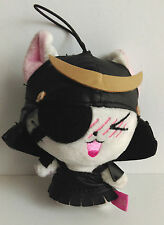 Kawaii The Gothic World of nyanpire Dokuganryu masamunya-Talking Plush-RARE