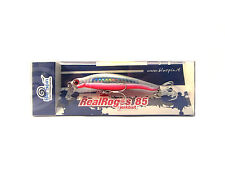 NEW BY BLUSPIN JERK BAIT REAL ROGOS 85 12g 85mm SINKING - COLOR: 85RR129