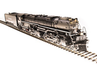 BROADWAY LIMITED 4987 HO D&RGW 3805 Challenger 4-6-6-4 Coal Paragon3 Sound DCC
