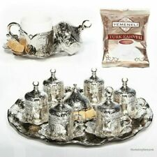 Juego de tazas y platos para espresso