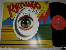KARTHAGO same LP BASF Rec. GER 1971 Multi Foldout Gimmix Cover Rare KRAUTROCK