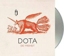 "Dota ""die freiheit"" CD Digipack NEU Album 2018"