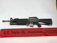 "GI JOE M16 RIFLE FOR 12"" ACTION FIGURE WEAPON ACCESSORY GUN 1/6 SCALE 1:6 21st"