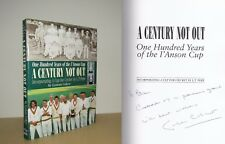 Graham Collyer - A Century Not Out - Signed - 1st/1st
