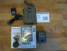 Two Moultrie game cameras trail cameras Model #300 and Mcg 12688