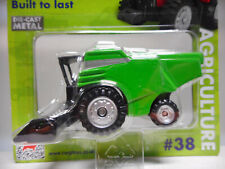 GREEN COMBINE HARVESTER #38 CORGI TOYS TY669