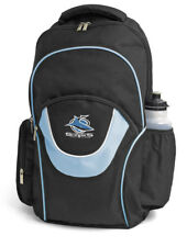 NRL Backpack - Cronulla Sharks - Back Pack - Bag - School - BNWT