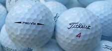 24 Titleist ProV1X  5AAAAA Mint Used Golf Balls FREE SHIPPING