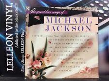 Michael Jackson The Great Love Songs Of LP Album Vinyl WL72289 A1/B1 Motown 70's