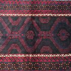 Handmade Afghan Kazakh Camel Tribal Design Accent Rug, Fine Quality, 4x6 SALE!!!