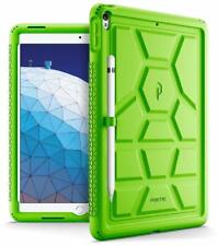iPad Air 3 / iPad Pro 10.5 Tablet Silicone Case,PoeticShockproof Cover Green