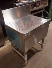 "Eagle Group WB24-19 Spec-Bar 24"" x 19"" Workboard Stainless Steel Restaurant"