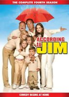 According to Jim - The Complete Season 4 (Keep New DVD