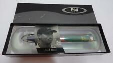 Upper Deck Tiger Woods Golf Ball Dimple Design Pod Pen New 2002