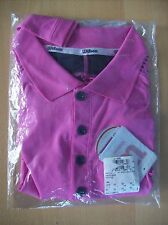 Top Wilson W SU Colorflight Polo Style Tennis Shirt Xtra Small New Sealed +Tags