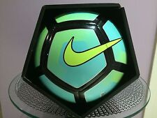 SOCCER BALL-NIKE PITCH-SIZE 5-REPLICA BALL-16/17-LIGHT GREEN IN COLOR-NEW-IN BOX