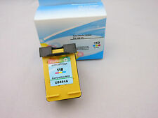 1PK 110 Tri-Color Ink Cartridge for HP PhotoSmart A826 A820 A716 A626 A522 A520