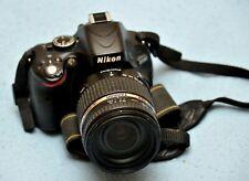 Nikon D5100 +Tamron 18-270mm lens kit