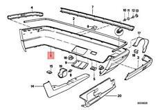 Genuine BMW E60 E61 520d 520i Panel Lateral De Soporte Delantero Izquierda Derecha 51117033705