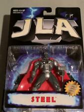 Jla Justice League Of America Steel Action Figure Kenner Superman Batman