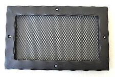 ANTIQUE L оок métal noir grille ventilateur conduit Housse fer forgé 125/225mm