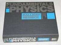 Fundamentals Of Physics  - by Halliday