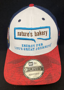 Danica Patrick 2017 New Era #10 Natures Bakery Salute 9Forty Adjustable Hat