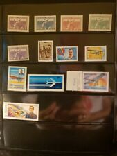 Argentina Aircraft & Aviation Stamps Lot of 12 - MNH - See Details for List