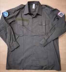 AUSTRIAN ARMY LONG SLEEVE COMBAT SHIRT UNITED NATIONNEW!!!