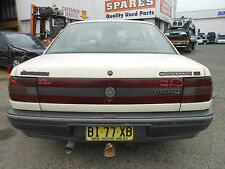 1990 Holden VN Commodore Sedan Boot Lid Garnish S/N# V6930 BI8705