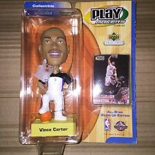 Vince Carter Upper Deck Playmakers Bobblehead Toronto Raptors