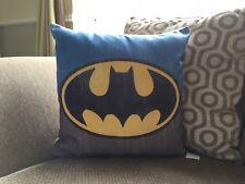 Nuevo Hollowfibre Cubierta Cojín Cojín Batman Paisley países + Pad