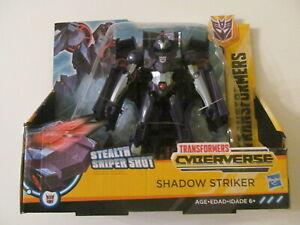 Transformers - Cyberverse (Ultra Class) - Shadow Striker