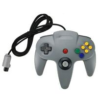 Gray Long Controller Game System for Nintendo 64 N64 New USA Seller IN STOCK