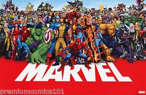 MARVEL COMICS (Collection Bargain Pack Wholesale Job Lot Variant)