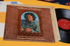 GILBERT O' SULLIVAN LP A STRANGER..1°ST ORIG UK 1974 EX MULTIGATEFOLD GIMMIXCOVE
