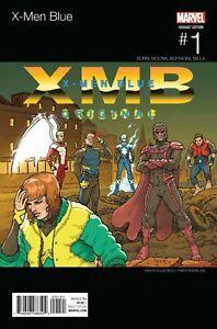 X-Men Blue #1 Hip-Hop Variant (2017) Marvel Comics