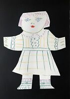 "PICASSO LITHOGRAPH ""Une Poupee Découpée"" from Marina Estate Signed Numbered, COA"